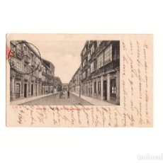 Postales: OVIEDO.(ASTURIAS).- CALLE DE CAMPOMANES.. Lote 164921978