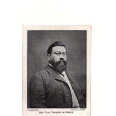Postales: JUAN VÁZQUEZ DE MELLA. POLÍTICO TRADICIONALISTA, ASTURIANO, IDEÓLOGO DEL CARLISMO. (CANGAS DE ONÍS).. Lote 164969678