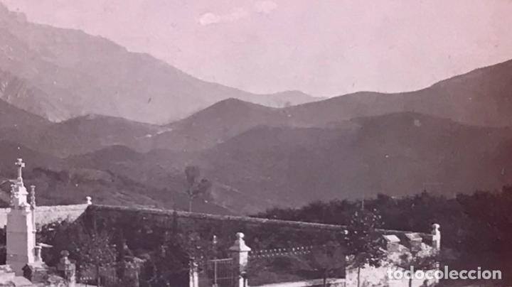 Postales: alles asturias cementerio de alles postal sobrevilla peñamera alta - Foto 5 - 165382098