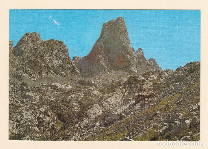 POSTAL NARANJO DE BULNES. PICOS DE EUROPA (1973) (Postales - España - Asturias Moderna (desde 1.940))