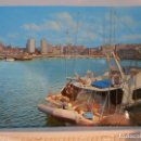 Postales: GIJON. MUELLE LOCAL. POSTAL DE EDICIONES ALCE, Nº1079.. Lote 165493438