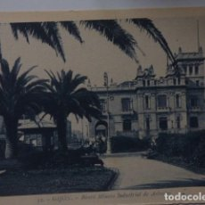 Postales: GIJON , BANCO MINERO INDUSTRIAL. Lote 166034570