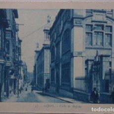 Postales: GIJON , CALLE BEGOÑA. Lote 166035558