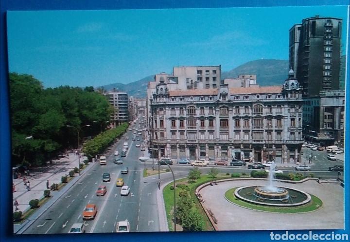 POSTAL 37 OVIEDO PLAZA DE LA ESCANDALERA EDICIONES ARRIBAS (Postales - España - Asturias Moderna (desde 1.940))