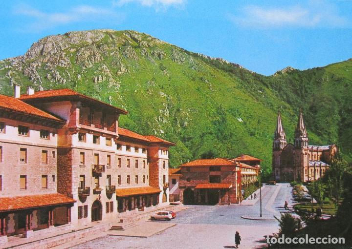 COVADONGA - 10 VISTAS IMPRESCINDIBLES (Postales - España - Asturias Moderna (desde 1.940))
