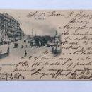 Postales: ANTIGUA POSTAL EL MUELLE SANTANDER HAUSER Y MENET. Lote 168450953