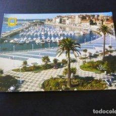 Postales: GIJON ASTURIAS PUERTO DEPORTIVO. Lote 168757572