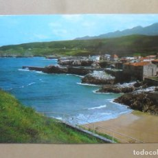 Postales: POSTAL - 418 - LLANES (ASTURIAS) - PLAYA DEL SABLON - FOTO PEPE. Lote 169113316
