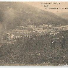 Postales: POSTAL DE ASTURIAS LIBRERIA ESCOLAR OVIEDO-FOT HAUSER Y MENET-TRUBIA FABRICA DE ARMAS-SIN CIRCULAR. Lote 169603544