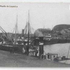 Postales: GIJÓN - DEMUELLE DE LEQUERICA - VENTA EN EL BAZAR PALACIOS Y LIBRERÍA MANSO - P29069. Lote 170018420