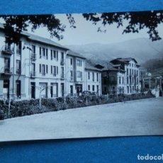 Postales: EL ENTREGO Nº 11 RARA POSTAL FOTOGRÁFICA ANTIGUA MUESTRARIO IMPRENTA. Lote 170531848