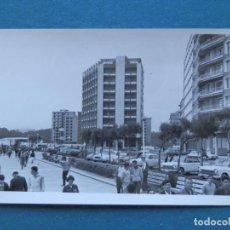 Postales: GIJÓN FOTO GUERRERO FOTOGRAFÍA TAMAÑO POSTAL ANTIGUA. Lote 170531924