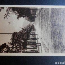 Postales: MIERES CALLE DEL CAPITÁN GALÁN POSTAL ANTIGUA. Lote 170532164