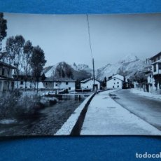 Postales: RIAÑO CARRETERA POSTAL FOTOGRÁFICA ANTIGUA EDICIONES SICILIA. Lote 170532372