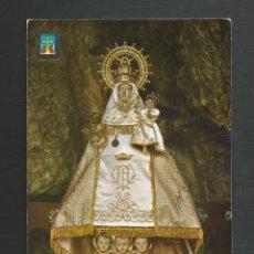 Postales: POSTAL SIN CIRCULAR - ASTURIAS 15 - VIRGEN DE COVADONGA - EDITA ESCUDO DE ORO. Lote 170982043