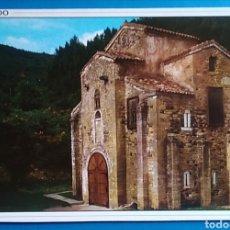 Postales: POSTAL 2021 OVIEDO SAN MIGUEL DE LILLI ED ARRIBAS. Lote 170987948