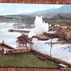 Postales: LLANES - ENTRADA AL PUERTO. Lote 171085732
