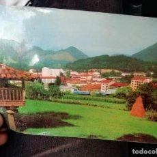 Postales: ANTIGUA TARJETA POSTAL ESCRITA ARRIONDAS ASTURIAS. VISTA PARCIAL Nº1. Lote 171151224