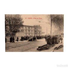 Cartes Postales: GIJÓN.(ASTURIAS).- PLAZA DE TOROS.. Lote 171186117