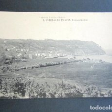Postales: POSTAL ASTURIAS, SAN ESTEBAN DE PRAVIA. VISTA GENERAL. . Lote 171431533
