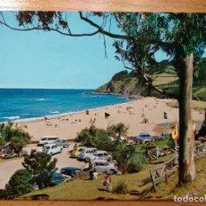 Cartoline: COLUNGA - PLAYA DE LA CABAÑA DEL MAR ED. ALRADE. Lote 269804928