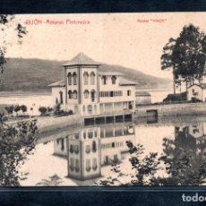 Postales: GIJON - ASTURIAS PINTORESCA - POSTAL VINCK. Lote 172149497