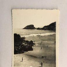 Postales: AVILES (ASTURIAS)!POSTAL NO.51, PLAYA DE SANTA MARÍA DEL MAR. EDITA: ED. ARRIBAS (H.1960?). Lote 172785077