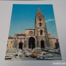 Cartes Postales: ASTURIAS - POSTAL OVIEDO - CATEDRAL. Lote 173589059