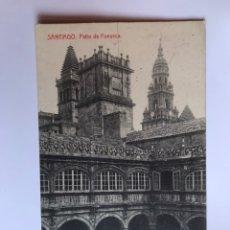 Postales: SANTIAGO. POSTAL. PATIO DE FONSECA. EDITA: FOTOTIPIA THOMAS (H.1920?) NO CIRCULADA... Lote 174022520