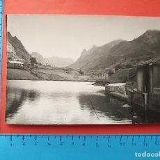 Postales: POSTAL FOTOGRAFIA DEL LAGO DE SOMIEDO ( FOTO LIBRERIA SAN JUAN ) - NO CIRCULADA // (NOV2019-2). Lote 174406614