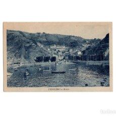 Postales: CUDILLERO.(ASTURIAS).- LA RIVERA.. Lote 175015792