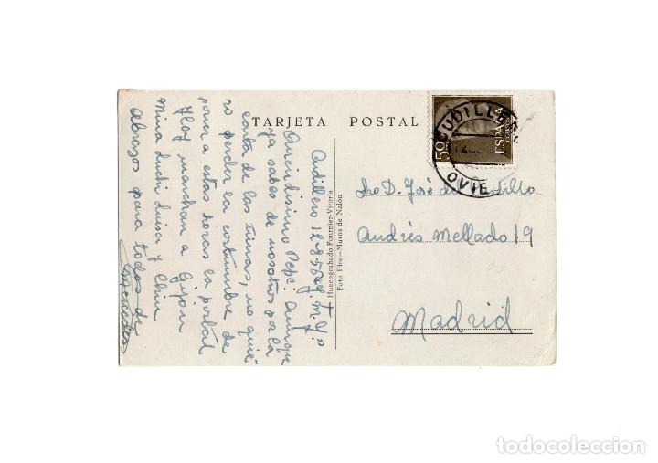 Postales: CUDILLERO.(ASTURIAS).- CALLE SUÁREZ INCLÁN. - Foto 2 - 175016324