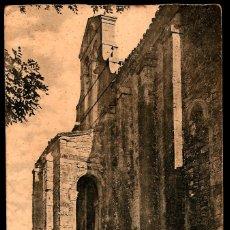 Postales: TARJETA POSTAL DE OVIEDO:SANTA Mª DEL NARANCO./ GRAFOS. MADRID./ 12-11-1925. Lote 175555080