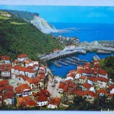 Postales: NO. 279 - CUDILLERO VISTA GENERAL. Lote 175892554