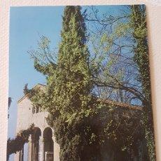 Postales: OVIEDO SANTA MARIA DEL NARANCO POSTAL. Lote 176092088