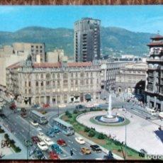 Cartes Postales: OVIEDO - PLAZA DEL GENERALISIMO. Lote 176163602