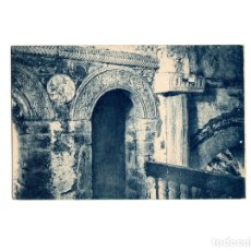Postales: OVIEDO.(ASTURIAS).- IGLESIA SAN MIGUEL DE LILLO. CORO ALTO.. Lote 177305287