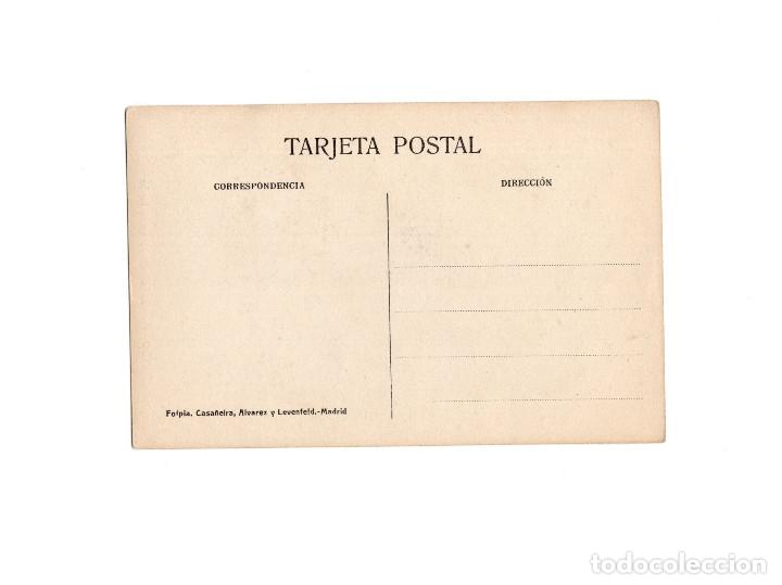 Postales: OVIEDO.(ASTURIAS).- MANOLÍN EL COXU - SEGANDO HIERBA. - Foto 2 - 177415037