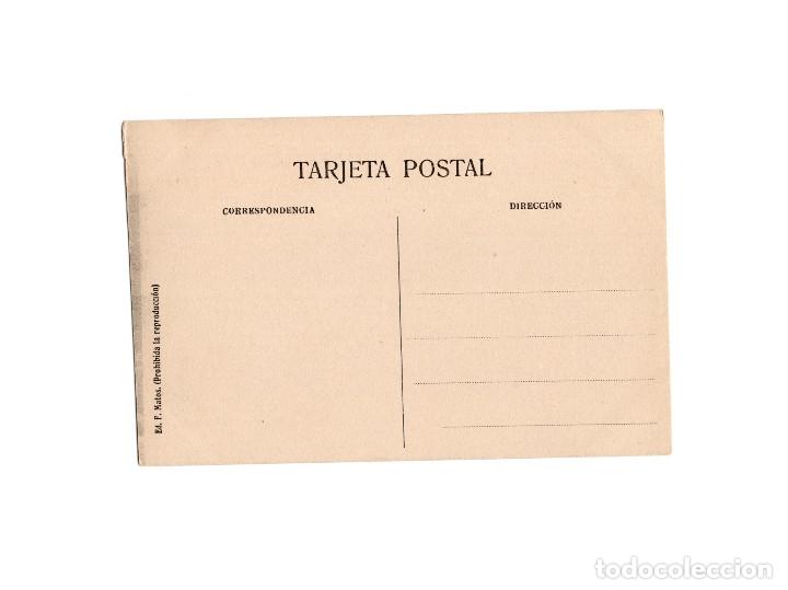 Postales: GIJÓN.(ASTURIAS).- PESCADERÍA Y CAMPO VALDES. - Foto 2 - 177422939