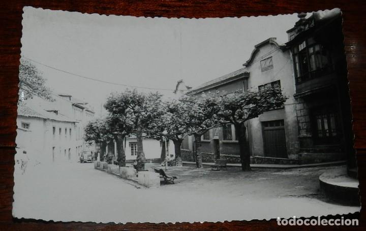 FOTO POSTAL DE CANDÁS (ASTURIAS).- EL PASEÍN, N.8, EDICIONES ALARDE-OVIEDO, NO CIRCULADA. (Postales - España - Asturias Antigua (hasta 1.939))