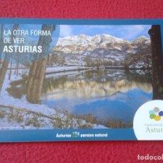 Postales: POSTAL POST CARD LA OTRA FORMA DE VER ASTURIAS PARAISO NATURAL SABOREANDO. ESPAGNE SPAIN VER FOTO/S . Lote 177938104