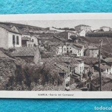 Postales: LUARCA. BARRIO DEL CAMBARAL.. Lote 178578648