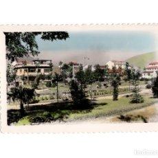 Postales: MIERES.(ASTURIAS).- JARDINES JOVELLANOS.. Lote 178688926