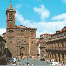 Cartes Postales: [POSTAL] IGLESIA DE SAN ISIDORO. PLAZA MAYOR. OVIEDO (ASTURIAS) (SIN CIRCULAR). Lote 178991377