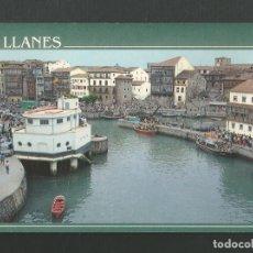 Postales: POSTAL SIN CIRCULAR - LLANES 251 - ASTURIAS - EDITA ESCUDO DE ORO. Lote 179128255