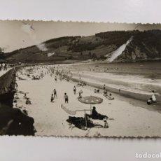 Postales: RIBADESELLA-PLAYA-VER REVERSO-(63.023). Lote 179329896