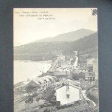 Postales: POSTAL ASTURIAS. SAN ESTEBAN DE PRAVIA. VISTA GENERAL. . Lote 179402837