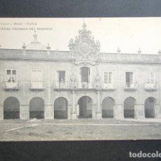 Postales: POSTAL ASTURIAS. OVIEDO. FACHADA DEL HOSPICIO. . Lote 179403215