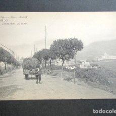 Postales: POSTAL ASTURIAS. OVIEDO. CARRETERA DE GIJÓN. . Lote 179403257