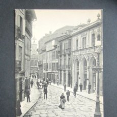 Postales: POSTAL ASTURIAS. OVIEDO. CALLE DE CIMADEVILLA. . Lote 179403395